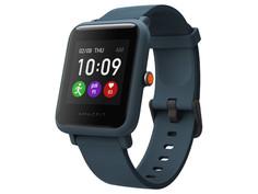Умные часы Xiaomi Amazfit Bip S Lite Blue Выгодный набор + серт. 200Р!!!