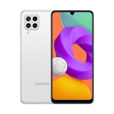 Смартфон Samsung Galaxy M22 128 ГБ белый