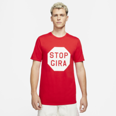 Мужская футболка Nike x Gyakusou - Красный