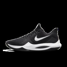 Баскетбольные кроссовки Nike Precision 5 - Черный