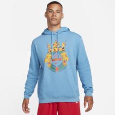 Мужская худи LeBron - Синий Nike