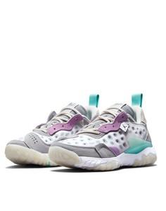 Кроссовки платинового и серого цветов Nike Jordan Delta 2-Серый