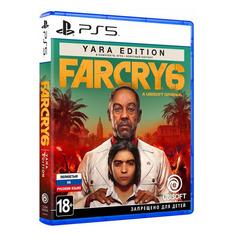 Игра PlayStation Far Cry 6. Yara Edition, русская версия, для PlayStation 5 Sony