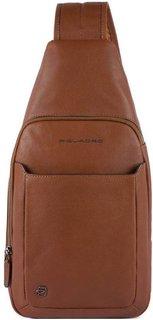 Рюкзак Piquadro Black Square CA4827B3 (коричневый)