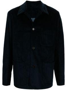 PAUL SMITH вельветовая куртка-рубашка