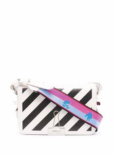 Off-White мини-сумка на плечо Diag