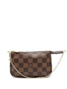 Louis Vuitton мини-сумка Pochette Accessoires 2020-го года