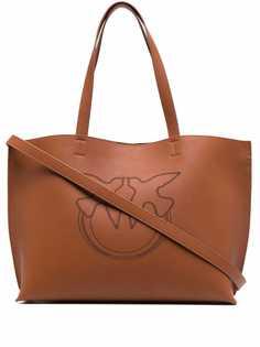 Pinko сумка-шопер Everyday с логотипом