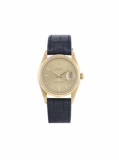 Rolex наручные часы Oyster Perpetual pre-owned 34 мм 1995-го года