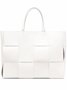 Bottega Veneta сумка-тоут с плетением Intrecciato