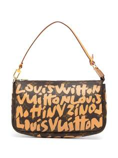 Louis Vuitton сумка Graffiti Pochette Accessoires 2001-го года