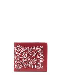 Givenchy бумажник с принтом