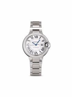 Cartier наручные часы Ballon Bleu pre-owned 33 мм 2021-го года