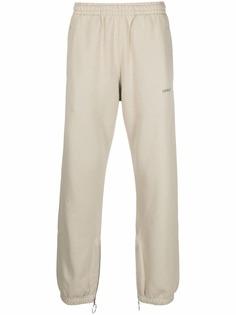 Off-White спортивные брюки с логотипом Arrows