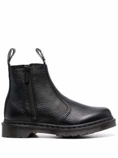 Dr. Martens ботинки челси 2976 с застежкой-молнией