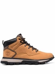 Timberland массивные ботинки на шнуровке