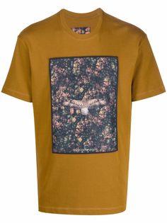 Emporio Armani футболка с принтом