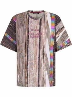 Dolce & Gabbana футболка с графичным принтом