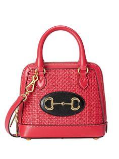 Gucci мини-сумка 1955 Horsebit