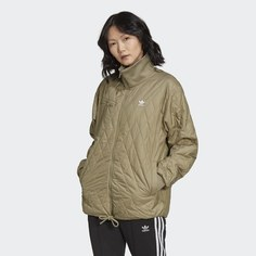 Стеганая куртка Adicolor Classics adidas Originals