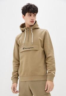 Худи Champion LEGACY AMERICAN CLASSICS Hooded Half Zip Sweatshirt
