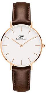 fashion наручные женские часы Daniel Wellington DW00100171. Коллекция BRISTOL