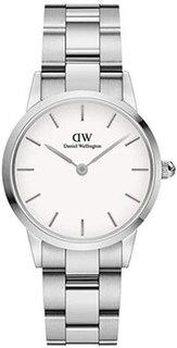 fashion наручные женские часы Daniel Wellington DW00100207. Коллекция ICONIC LINK