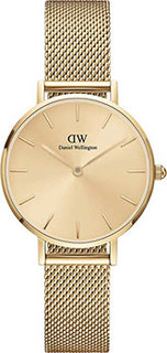 fashion наручные женские часы Daniel Wellington DW00100473. Коллекция Petite Unitone