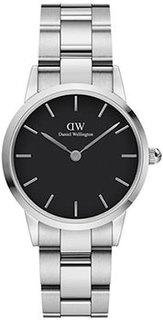 fashion наручные женские часы Daniel Wellington DW00100208. Коллекция ICONIC LINK