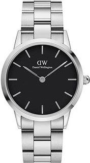 fashion наручные женские часы Daniel Wellington DW00100204. Коллекция ICONIC LINK