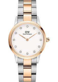 fashion наручные женские часы Daniel Wellington DW00100359. Коллекция Link