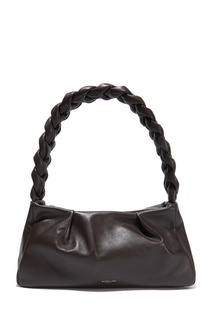 Темно-коричневая сумка The Genova De Mellier