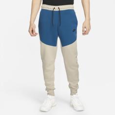 Мужские джоггеры Nike Sportswear Tech Fleece - Коричневый
