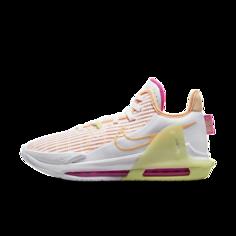 Баскетбольные кроссовки LeBron Witness 6 - Белый Nike