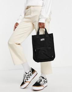Черный рюкзак Vans Free Hand-Черный цвет