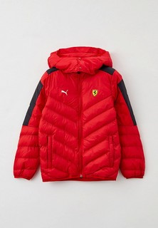 Куртка утепленная PUMA Ferrari Race Kids RCT 37.5 T7 EcoLite Down Jacket