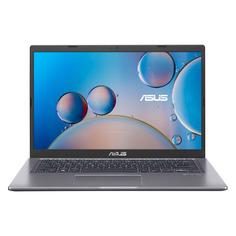 "Ноутбук ASUS X415JA-EB959T, 14"", IPS, Intel Core i3 1005G1 1.2ГГц, 8ГБ, 256ГБ SSD, Windows 10, 90NB0ST2-M14870, серый"