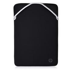 """Чехол для ноутбука 14.1"""" HP Protective Reversible, черный/серебристый [2f2j1aa]"""