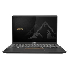 "Ноутбук MSI Summit E14 A11MOT-085XRU, 14"", IPS, Intel Core i5 1135G7 2.4ГГц, 8ГБ, 512ГБ SSD, noOS, 9S7-14D323-085, черный"