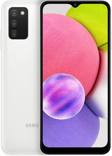 Мобильный телефон Samsung Galaxy A03s 32GB (белый)