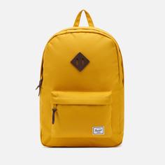 Рюкзак Herschel Supply Co. Heritage, цвет жёлтый