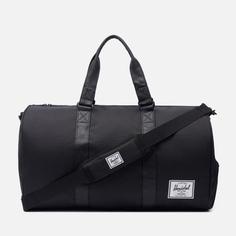 Дорожная сумка Herschel Supply Co. Novel, цвет чёрный