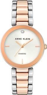 Женские часы в коллекции Diamond Женские часы Anne Klein 1363SVRT