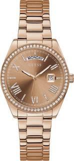 Женские часы в коллекции Dress Steel Женские часы Guess GW0307L3