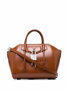 Givenchy сумка-тоут с подвеской