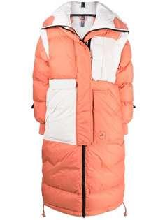 adidas by Stella McCartney пуховик Earth Protector Sleeping Bag