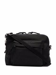 Valentino Garavani сумка-мессенджер с логотипом VLTN