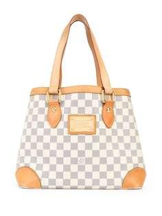 Louis Vuitton сумка-тоут Damier Azur Hampstead PM pre-owned