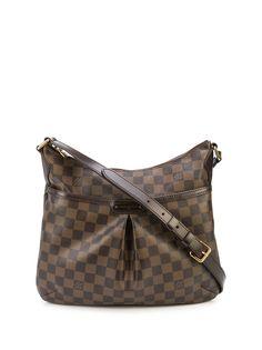 Louis Vuitton сумка через плечо Damier Ebène Bloomsbury PM pre-owned