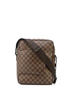Louis Vuitton сумка через плечо Damier Ebène Olav MM